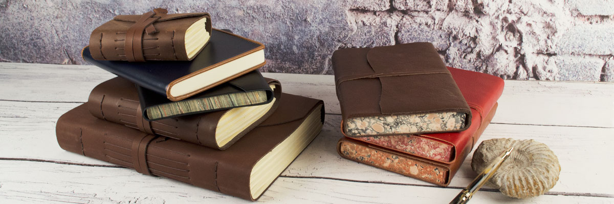 cortona handmade leather journal