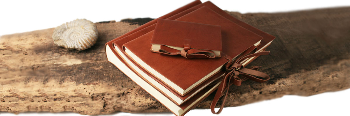rustico handmade leather journal