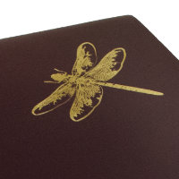 Acuto Guestbook, Gold.