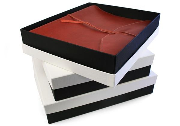 Picture of Archiva Handmade Medium Matching Album Box