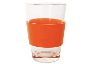 Picture of Assembly Heat Resistant 5oz Glass Orange