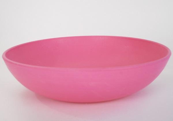 Picture of Assembly Natural Rubber Large Bowl Pink