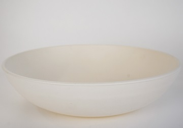 Picture of Assembly Natural Rubber Large Bowl White