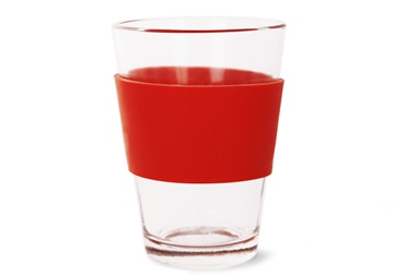 Picture of Assembly Translucent Small Tea Light Holder Cherry