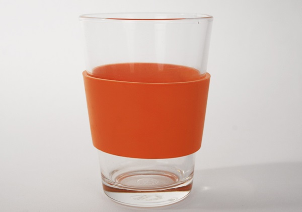 Picture of Assembly Translucent Small Tea Light Holder Orange