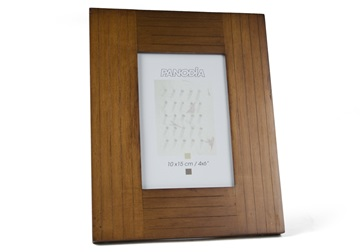 Picture of Baleo Handmade 4x6 Small Photo Frame Wood