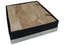 Picture of Bark Handmade Large Photo Album Natural