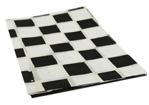 Picture of Batik Chess A4 Paper White and Black
