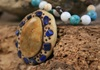 Picture of Bohemian Inca Stone Beaded Necklace Tan