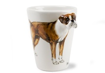 Picture of Boxer Handmade 8oz Coffee Mug Fawn