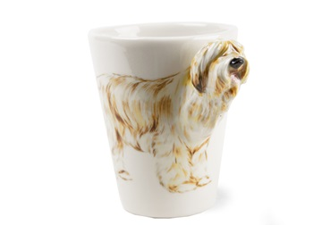 Picture of Briard Handmade 8oz Coffee Mug Tawny