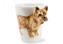 Picture of Cairn Terrier Handmade 8oz Coffee Mug Wheaten