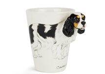 Picture of Cavalier King Charles Handmade 8oz Coffee Mug Tri Colour
