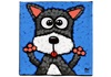 Picture of Cool Art ''snout'' Small Tablet Blue