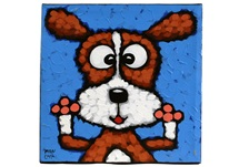 Picture of Cool Art ''springer'' Small Tablet Blue