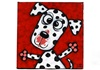 Picture of Cool Art ''truman'' Small Tablet Red Golden