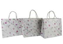 Picture of Eco Handmade Extra Large Gift Bags Bougainvillea
