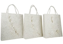 Picture of Eco Handmade Medium Gift Bags Flaura