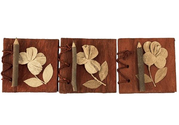 Picture of Flaura Handmade Mini Stocking filler Red Plain