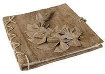 Picture of Flaura Handmade Mini Photo Album Natural