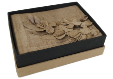 Picture of Flaura Handmade Small Photo Album Natural