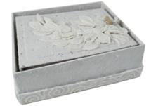 Picture of Flaura Handmade Small Photo Album White