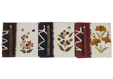 Picture of Floral Petal Handmade Mini Stocking filler Mixed Flower Plain