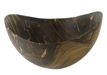 Picture of Mango Wood Handmade Large Bowl Natural