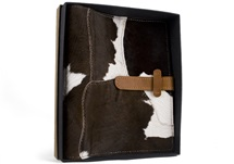 Picture of Medley Handmade Leather Bound Large Post Bound Photo Album