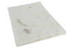 Picture of Milled Bark Textured A4 Handmade Paper White