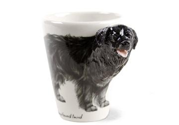 Picture of Newfoundland Handmade 8oz Coffee Mug Black