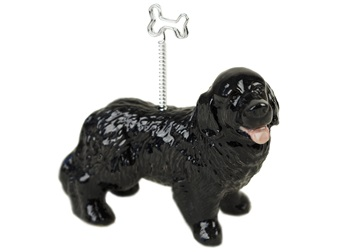 Picture of Newfoundland Handmade Mini Picture Holder Black