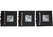 Picture of Nickel Handmade Mini Stocking filler Elephant Plain
