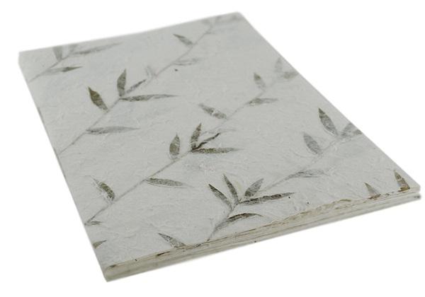 Picture of Petal Grass A4 Handmade Paper Grass
