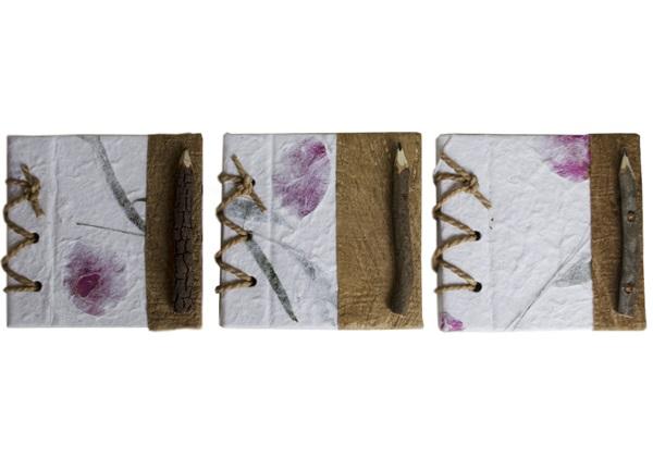 Picture of Petal Handmade Mini Stocking filler White Plain