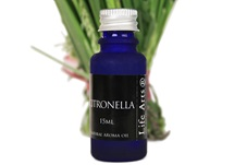 Picture of Profumo Citronella 15cc Bottle Aroma Oil Natural Fragrance