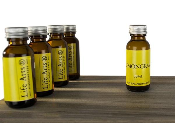 Picture of Profumo Lemongrass 30cc Bottle Aroma Oil Rich