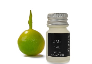 Picture of Profumo Lime 5cc Bottle Aroma Oil Natural Fragrance