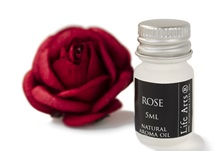 Picture of Profumo Rose 5cc Bottle Aroma Oil Natural Fragrance