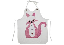 Picture of Ragworks Sari Big Chef Fox Adult Apron Lilly