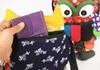 Picture of Ragworks Owl Adventure Medium Kids Bag Rainbow