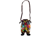 Picture of Ragworks Owl Adventure Mini Kids Bag Rainbow