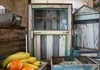 Picture of Rustic Beach Handmade Reclaimed Wall Medium Cabinet Antique Pastel
