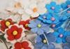 Picture of Scrappy Do Daisy Mini Embellishment Sky Blue