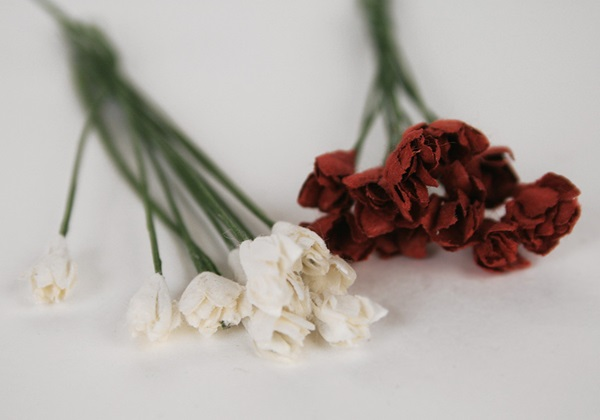 Picture of Scrappy Do Gipso Flower Mini Embellishment