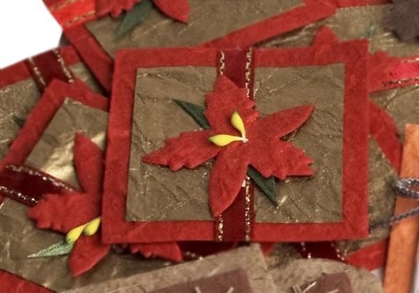 Picture of Scrappy Do Maple Small Embellishment