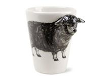 Picture of Sheep Handmade 8oz Coffee Mug Black