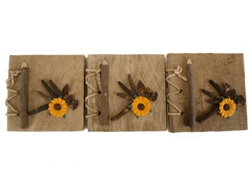 Picture of Spice Handmade Mini Stocking filler Sunflower Plain