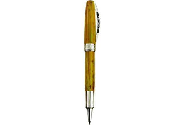 Picture of Visconti Van Gogh Variegated Marbled Resin Classic Rollerball Pen Sunflower