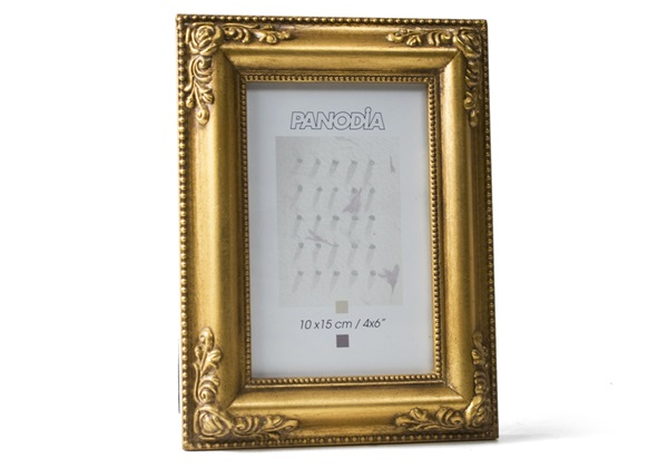 Versailles Handmade 4x6 Small Photo Frame by Panodia | CentralCrafts ...